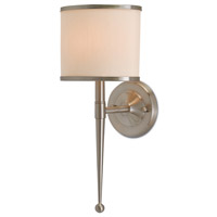 Primo 1 Light 8 inch Satin Nickel Wall Sconce Wall Light