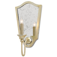 Marseille 1 Light 9 inch Silver Granello Wall Sconce Wall Light