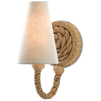 Wallis 1 Light 6 inch Natural Wall Sconce Wall Light