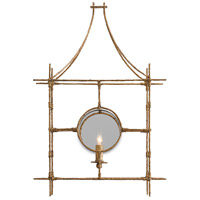 Lynworth 1 Light 16 inch Textured Gold Wall Sconce Wall Light