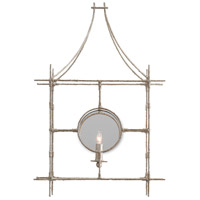 Lynworth 1 Light 16 inch Harlow Silver Leaf Wall Sconce Wall Light