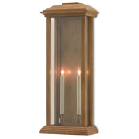 Raoul 2 Light 12 inch Chestnut Wall Sconce Wall Light