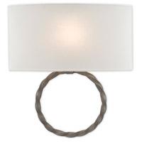 Currey & Company 5000-0147 Loring 1 Light 18 inch Light Mol Wall Sconce Wall Light