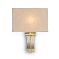 Antechamber 1 Light 12 inch Silver Granello Wall Sconce Wall Light