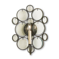 Currey & Company Fiona 1 Light Wall Sconce in Bronze 5120