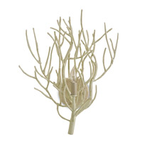 Currey & Company Kiran 1 Light Wall Sconce in Bronze Gold 5128