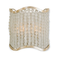 Chanson 2 Light 13 inch Silver Granello Wall Sconce Wall Light