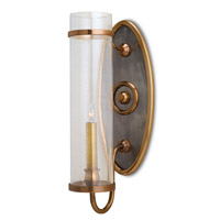 Henrik 1 Light 7 inch Antique Brass Wall Sconce Wall Light