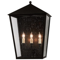 Bening 3 Light 15 inch Midnight Wall Sconce Wall Light, Large