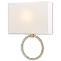 Porthole 1 Light 16 inch Silver Granello ADA Wall Sconce Wall Light