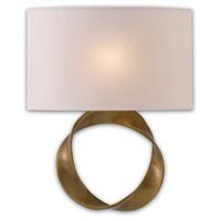 Chancey 1 Light 15 inch Polished Antique Brass ADA Wall Sconce Wall Light