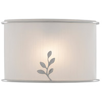 Currey & Company 5900-0027 Driscoll LED 13 inch Polished Nickel ADA Wall Sconce Wall Light