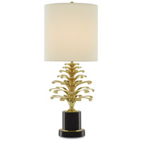 Orsay 32 inch 150 watt Polished Brass and Oxidized Black Table Lamp Portable Light