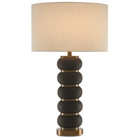 Antique Black Table Lamps