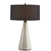 Currey & Company Harvick 1 Light Table Lamp in Polished 6144