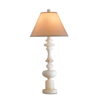 Currey & Company Farrington 1 Light Table Lamp in Natural 6294
