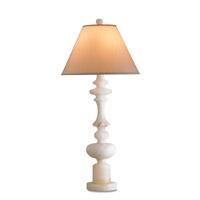 Currey & Company 6294 Farrington 38 inch 150 watt Natural Table Lamp Portable Light