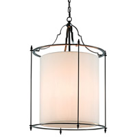 Miller 3 Light 22 inch Oil Rubbed Bronze Chandelier Ceiling Light