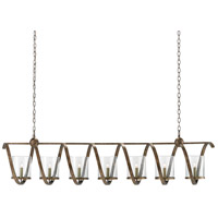 Maximus 7 Light 64 inch Pyrite Bronze Chandelier Ceiling Light, Grande