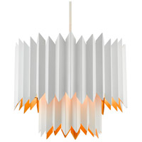 Currey & Company 9000-0632 Syrie 5 Light 26 inch Sugar White/Painted Contemporary Gold Chandelier Ceiling Light