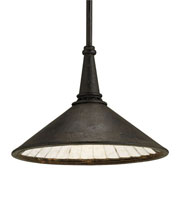 Manuscript 1 Light 13 inch Jerry Pair Black Pendant Ceiling Light