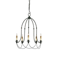 Derrymore 5 Light 18 inch Mayfair Chandelier Ceiling Light