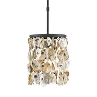 Stillwater 1 Light 12 inch Blacksmith / Natural Pendant Ceiling Light