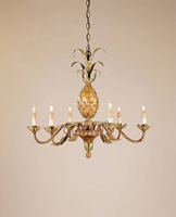 Currey & Company Palm Coast Chandeliers 9305