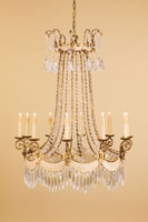 Currey & Company Bella Donna Chandeliers 9439