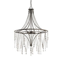 Currey & Company Chiave 4 Light Chandelier in Mayfair 9506
