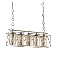 Currey & Company Marmande 5 Light Chandelier in Cupertino 9564
