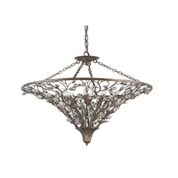 Giselle 8 Light 30 inch Cupertino Chandelier Ceiling Light
