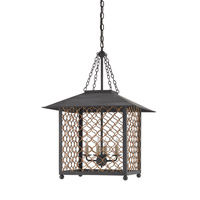 Currey & Company Midnight  Chandeliers 9688
