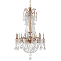 Currey & Company Florence  Chandeliers 9723