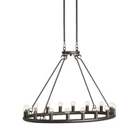 Currey & Company Wilford 16 Light Chandelier in Mayfair 9812