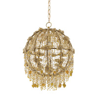 Tansy 1 Light 15 inch Gold Chandelier Ceiling Light