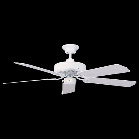 Concord 44In Nautika Outdoor Fan In White +44NA5WH photo