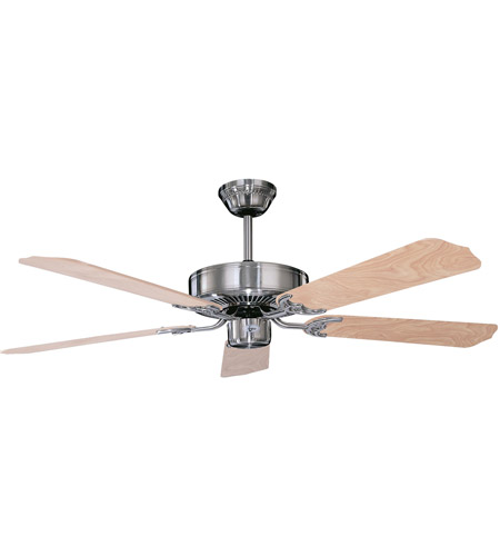 Concord 52In California Home Collection Fan In Stainless Steel 52CH5ST photo