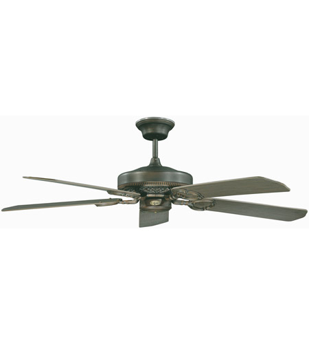 Concord 52FQ5ORB French Quarter 52 inch Oil Rubbed Bronze Ceiling Fan photo