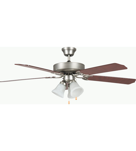 Concord 52HEH5ESN Heritage Home 52 inch Satin Nickel Ceiling Fan photo
