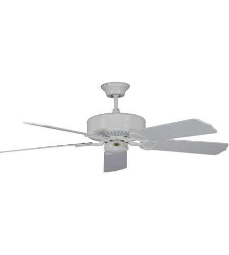 Concord 52MA5WH Madison 52 inch White Ceiling Fan photo