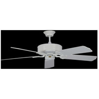 Madison 60 inch White Ceiling Fan