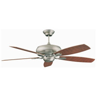 Roosevelt 70 inch Satin Nickel Ceiling Fan