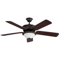 Brookport 52 inch Oil Rubbed Bronze Ceiling Fan