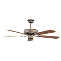 Concord 52In California Home Collection Fan In Oil Brushed Bronze 52CH5OBB photo thumbnail