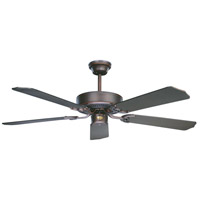 California Home 52 inch Oil Rubbed Bronze Ceiling Fan