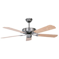 California Home 52 inch Stainless Steel Ceiling Fan