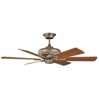 Capetown Oil Brushed Bronze Fan