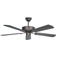 CALIFORNIA OIL RUBBED BRONZE FAN in 52