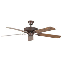 Concord 52In Heritage Fan In Rubbed Bronze 52HE5RB